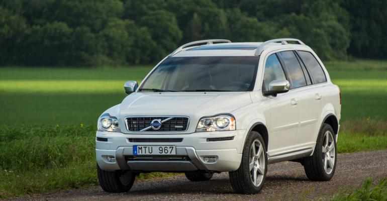 Volvo XC90 hasnrsquot been updated in 10 years new version due in 2015