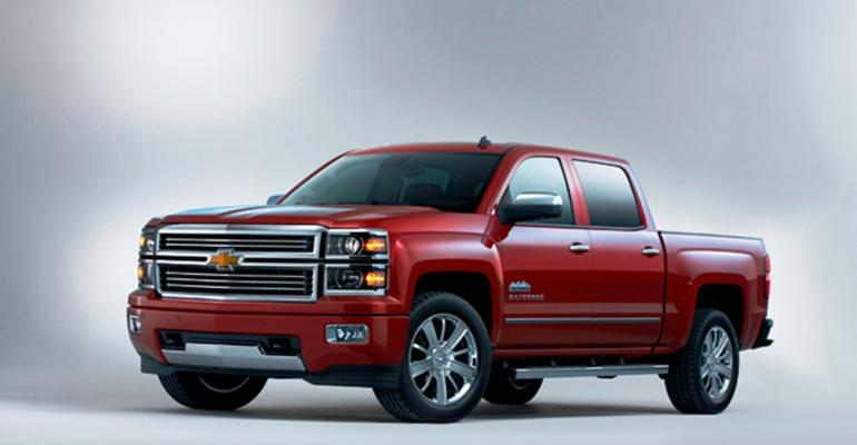Chevy Silverado one of three GM finalists for NACTOY awards