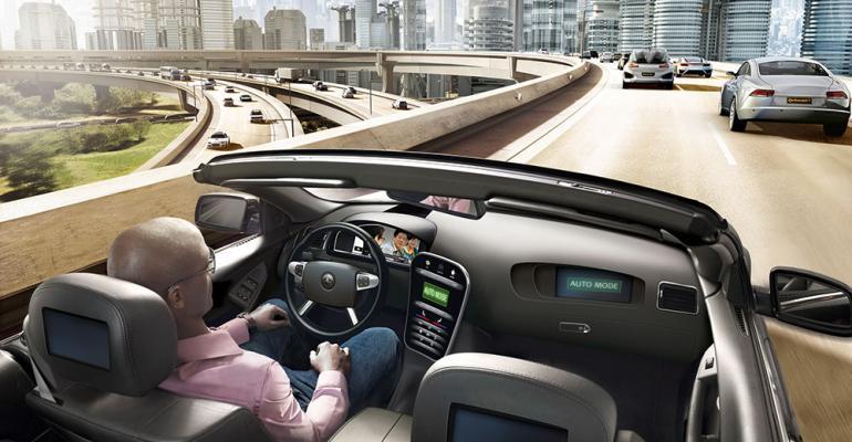 Supplier Continental Automotive sets goal of zero highway deaths