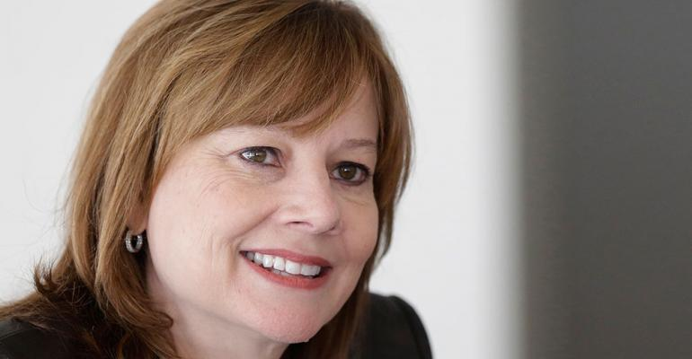 New GM CEO Mary Barra sticking to strategy laid out by predecessor