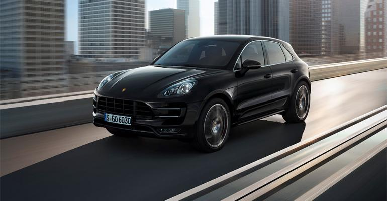 Macan goes on sale in US midyear