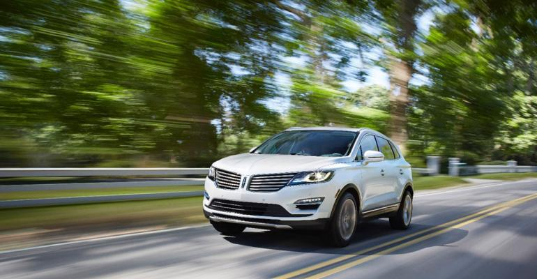 rsquo15 Lincoln dealers anxiously awaiting MKC small CUV