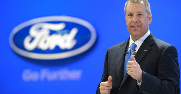 Fordrsquos Joe Hinrichs says automaker overhauled company culture