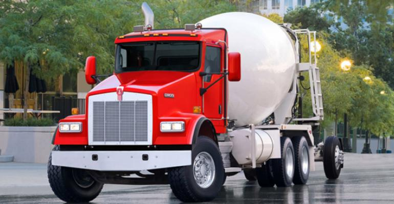 Kenworth Class 8 sales down 315