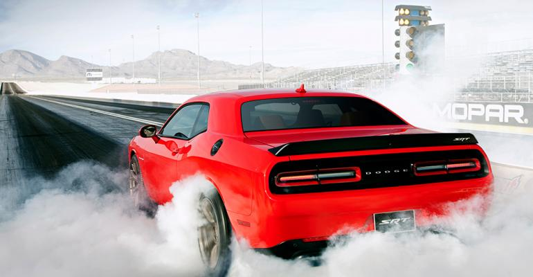 Hellcat Challenger Dodgebrand halo model arriving later this year