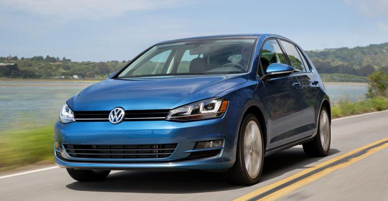rsquo15 VW Golf comes in number of configurations including gas and diesel versions as well as highperformance GTI