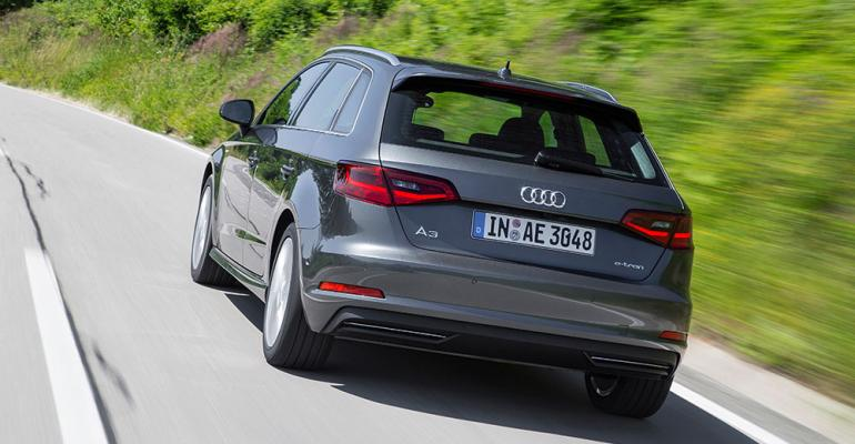 A3 Sportback etron hits US in secondquarter 2015