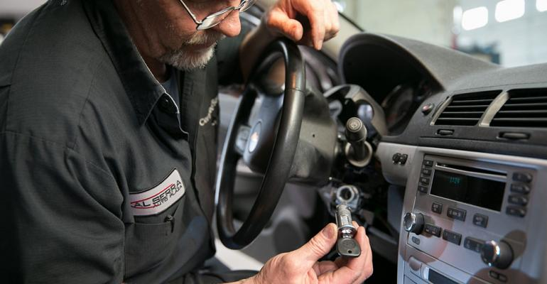 GM says 550000 recalled smallcar ignition switches replaced on target for October completion of safety campaign