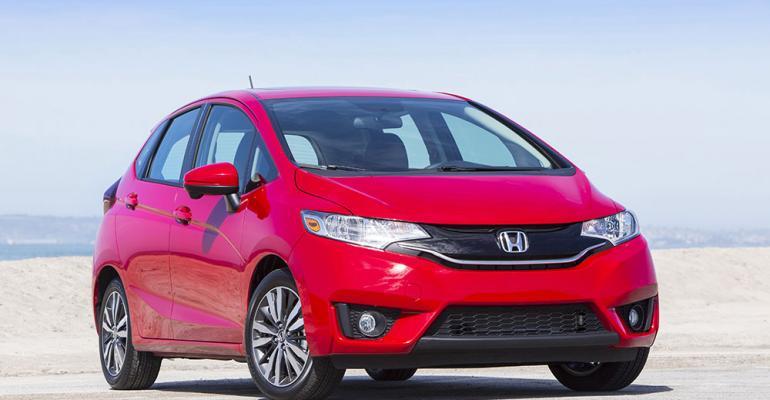 Honda Fit needs a fix