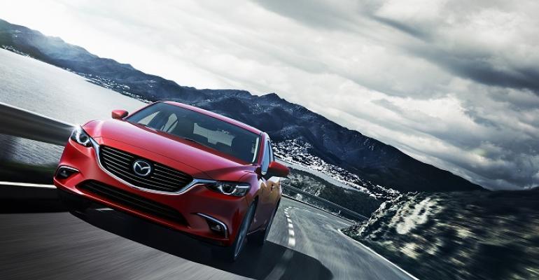 Mazda still wants diesel for midsize Mazda6