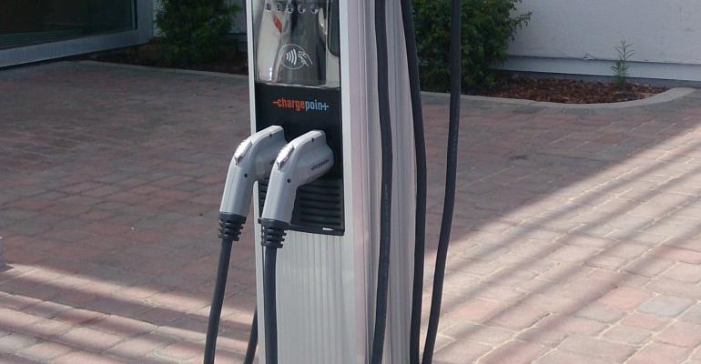 VW BMW and ChargePoint plan at least 100 new DC Fast charging points