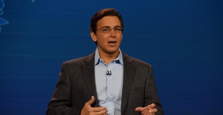 Ford CEO and President Fields gives CES keynote