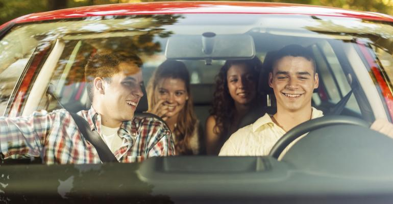 Young people apparently like cars after all research indicates