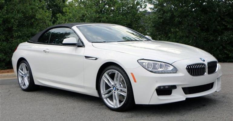 BMW 6Series Cabrio recalled in Germany Spain