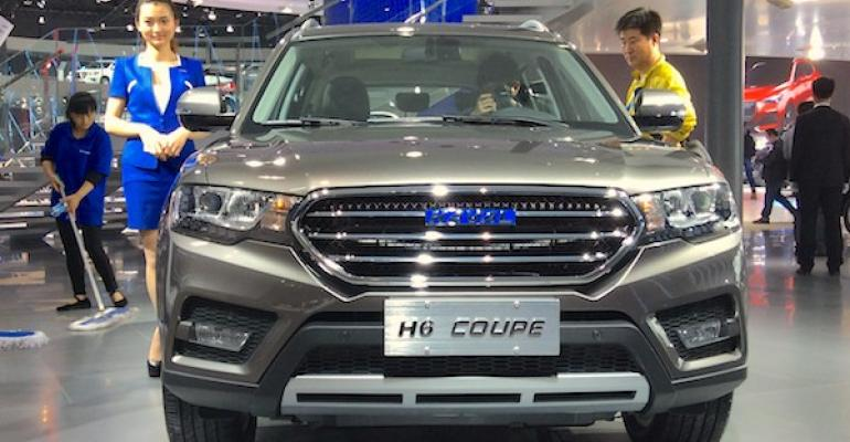 Great Wallrsquos Haval H6 selling briskly in hot SUV segment