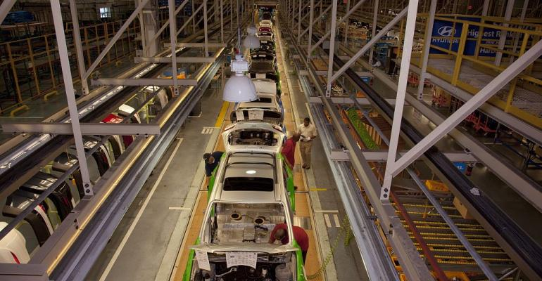 Workers say foam in seats for Alabamabuilt Hyundais making them sick