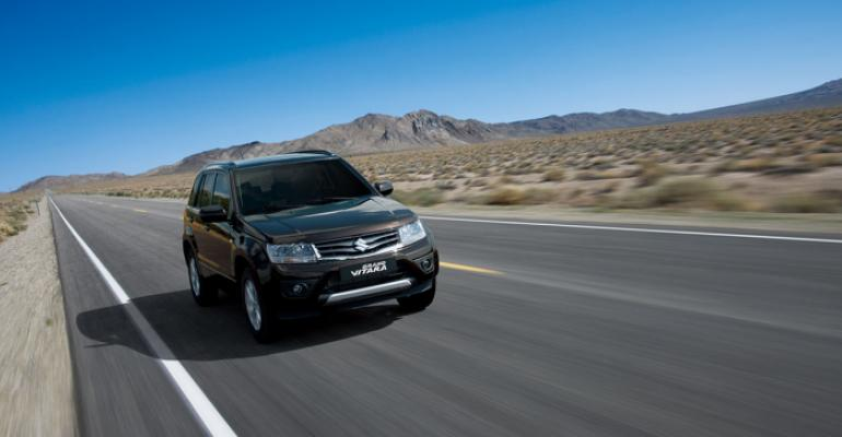 Grand Vitara stablemate could result from SuzukiPerodua partnership