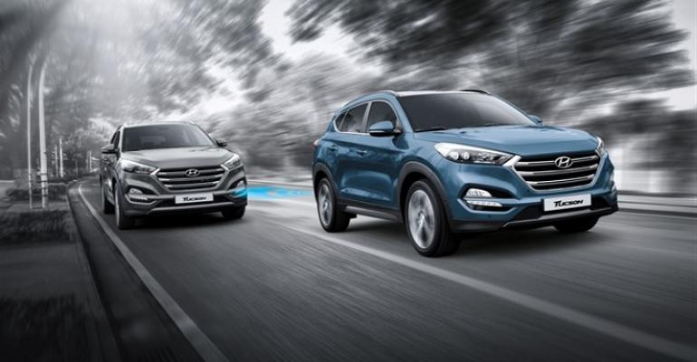 Hyundai frees up Tucson capacity for US with Czech Republic plant