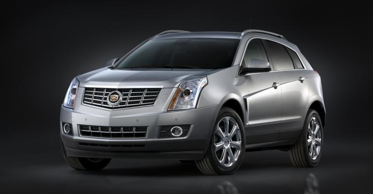 Cadillac SRX posts record June sales