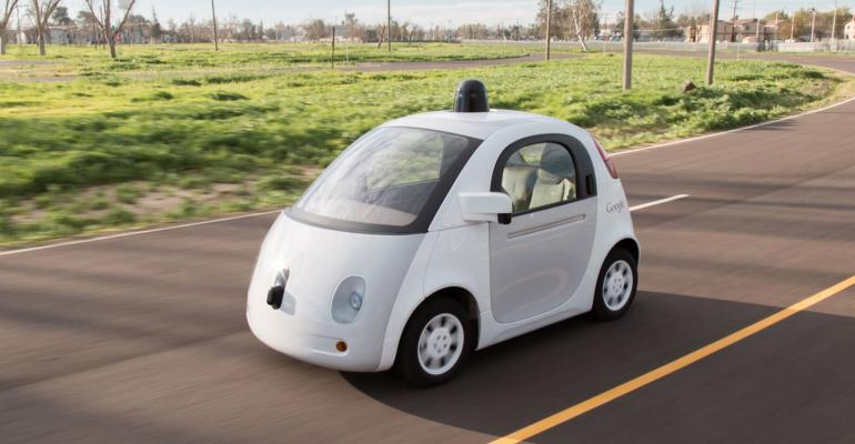 Google car DNA has traces of conventional carsrsquo technology