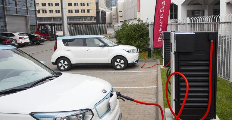 Dutch chargerexpansion plan meant to spur EV interest