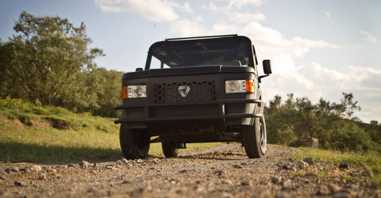 Locally built Mobius II engineered for rough Kenyan roads