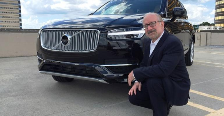 New XC90 offers strong design great features