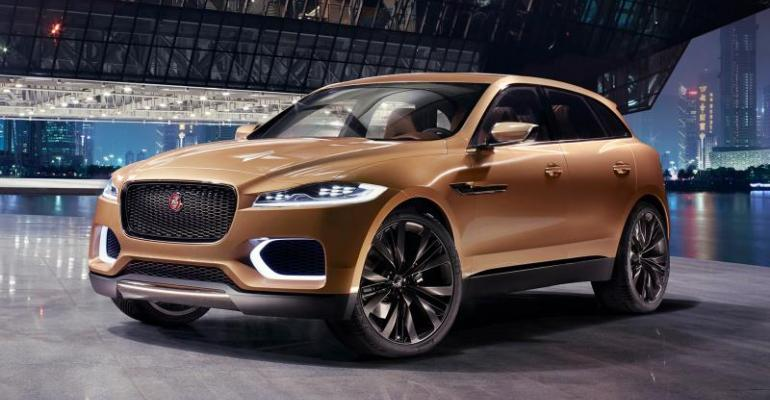 Jaguar hoping bells whistles lure new customers to FPace