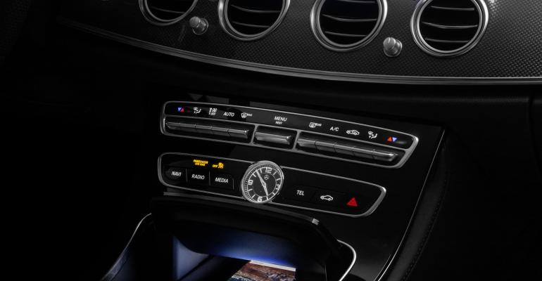 MercedesBenz technology learns driverrsquos musiclistening habits