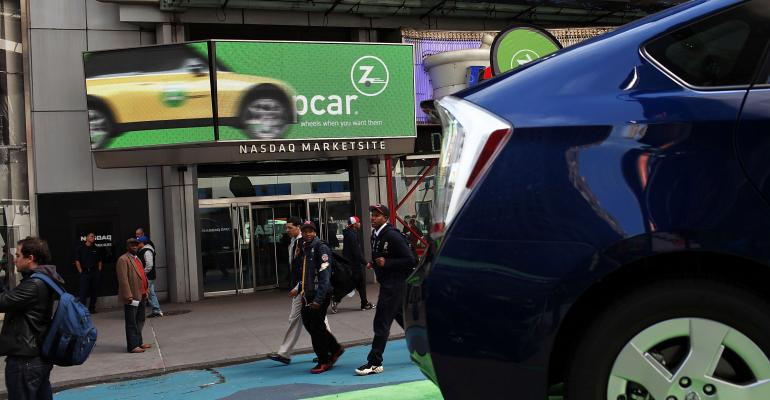 Zipcar operates in 500 cities in eight countries