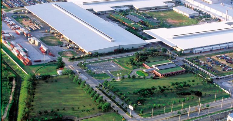 Mazda Auto Alliance plant exemplifies Thailandrsquos grip on regional manufacturing