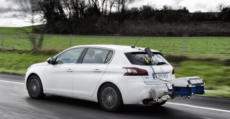 PSA road tests show fueleconomy shortfall