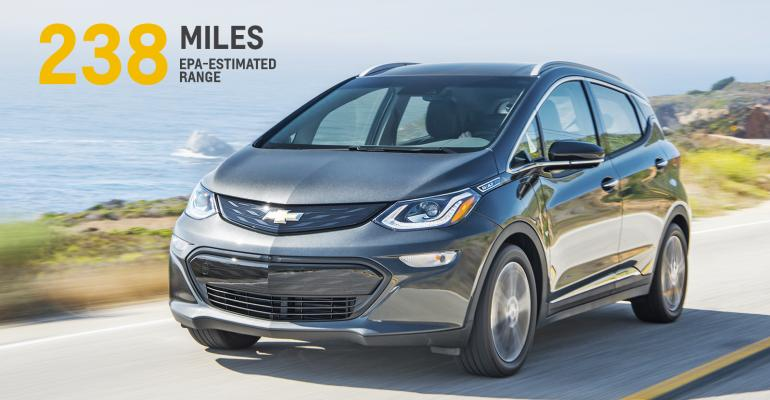 Chevy Bolt EV coming later this year