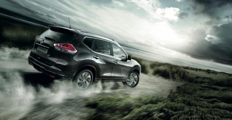 Nissan wins Russiarsquos favor and financial help by building XTrail locally