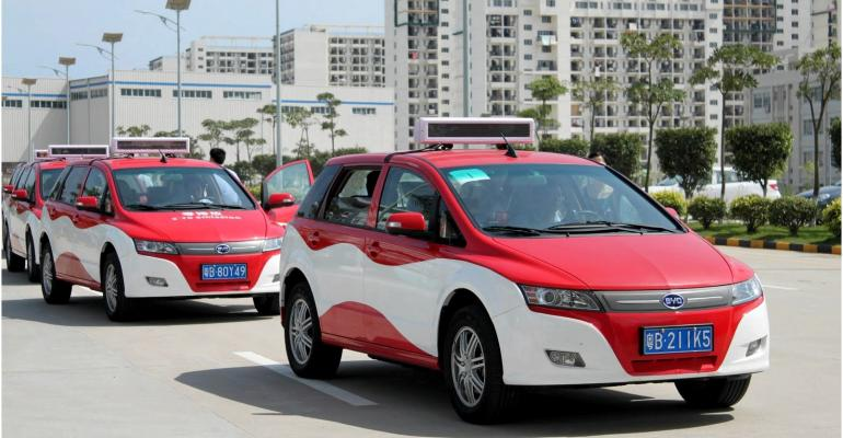 Local automaker BAICrsquos e150 electric vehicles fit Chinarsquos vision for industry