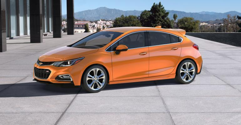 GM Korea regaining work after losing Cruze production to Mexican plant building new 3917 hatchback
