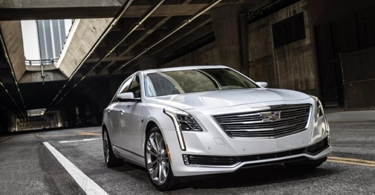 Cadillac launches luxury carsharing service