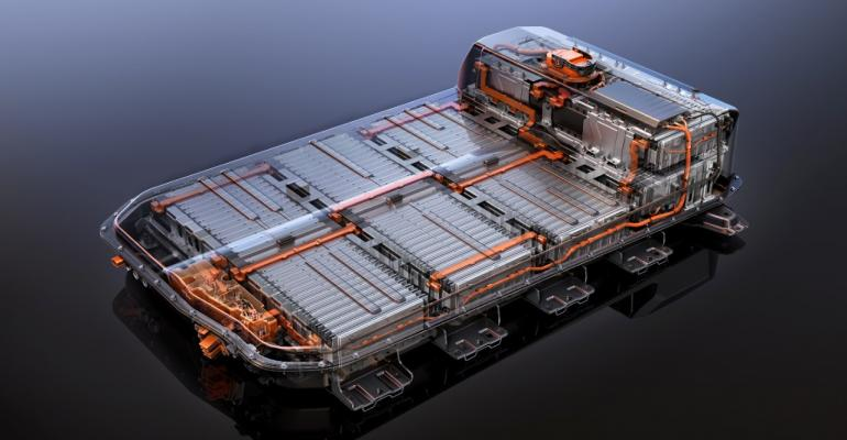 LG Chem battery used in Chevy Bolt EV on the outs in China