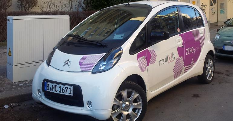 Citroen CZero other pureEVs in France outsold Germany UK combined in 2016
