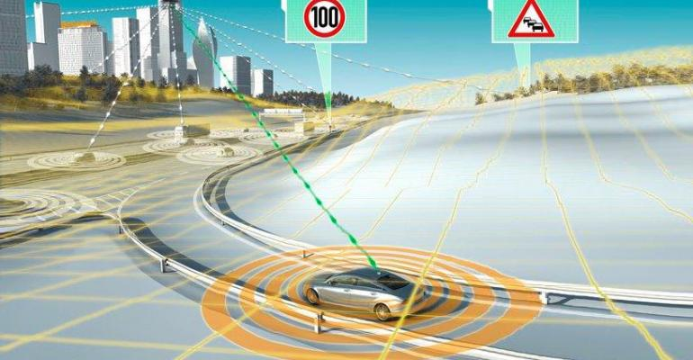 Connectedvehicle technology seen as boon to safety efficiency