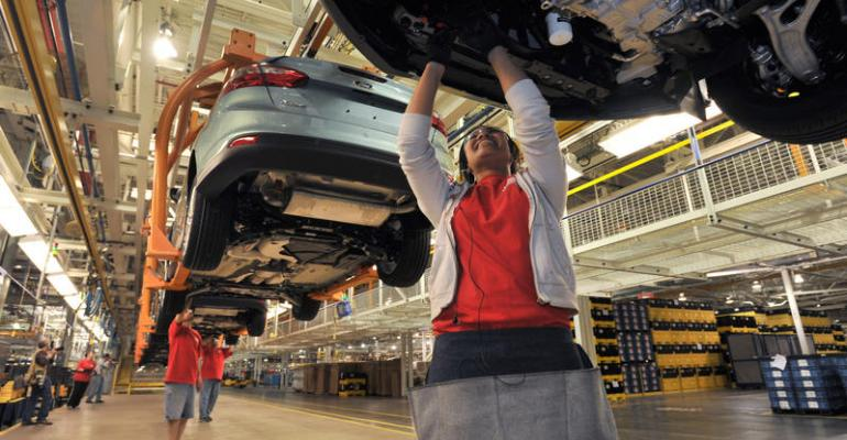 Mexican jobs dried up when Ford kept Focus output in Michigan