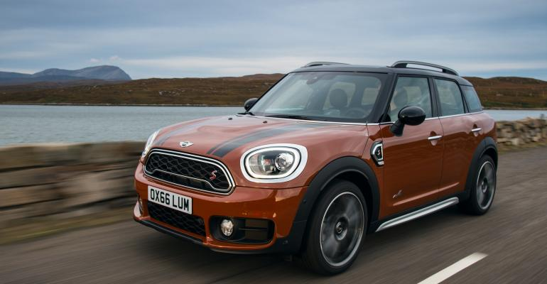 Countryman grows up to become an everymanrsquos CUV