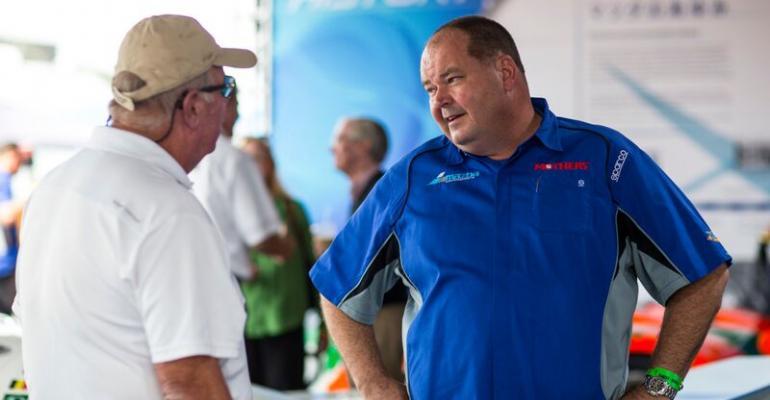 Davis believes Mazdarsquos involvement in racing enhances the brand overall