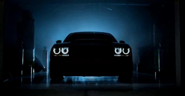 Dodge Demon spots rank No1 No4 for week