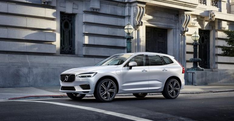 XC60 reaches the US in secondhalf 2017