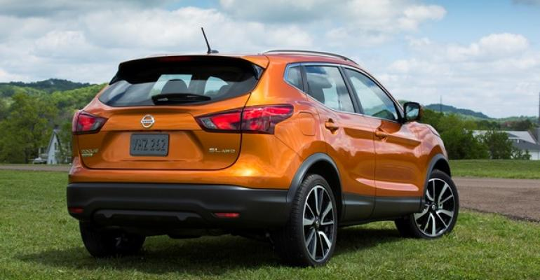 rsquo17 Nissan Rogue Sport