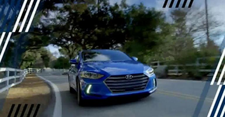 Hyundai sale ad garners most attention for week