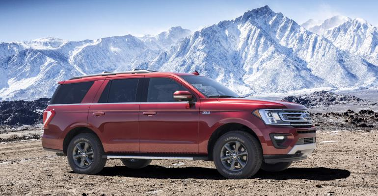 Ford Adds Off Road Fxt Package To  Expedition Mix