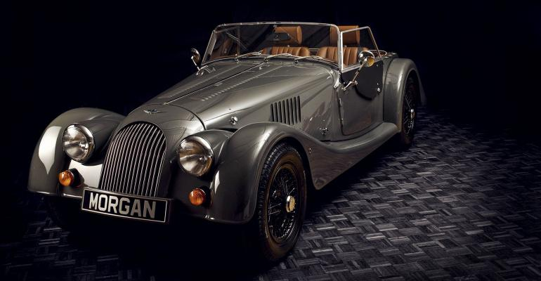 Morgan claims 44rsquos production run dating to 1936 is worldrsquos longest