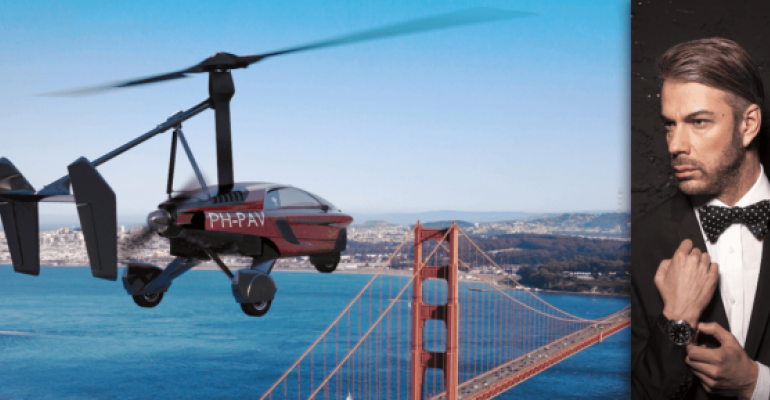 Dutch company taking deposits on flying car to sell for estimated 599000